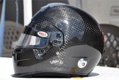 93ccdca4 no chin spoiler Bell HP7 Carbon Helmet