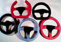 racing steering wheels from racetech and alpha